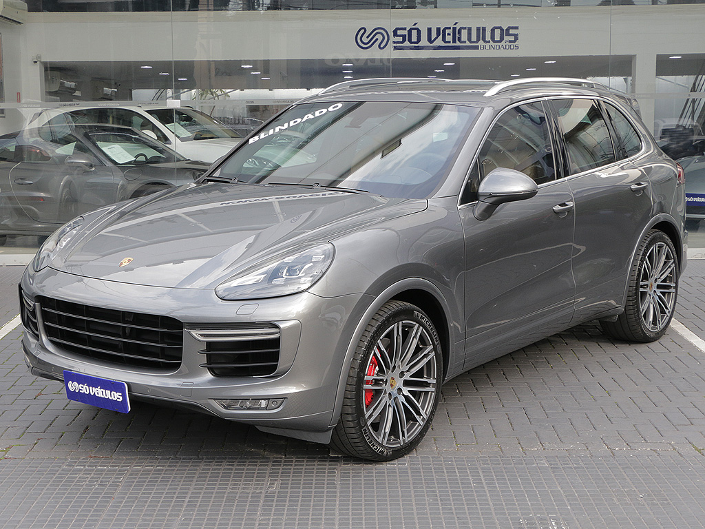 Cayenne Turbo