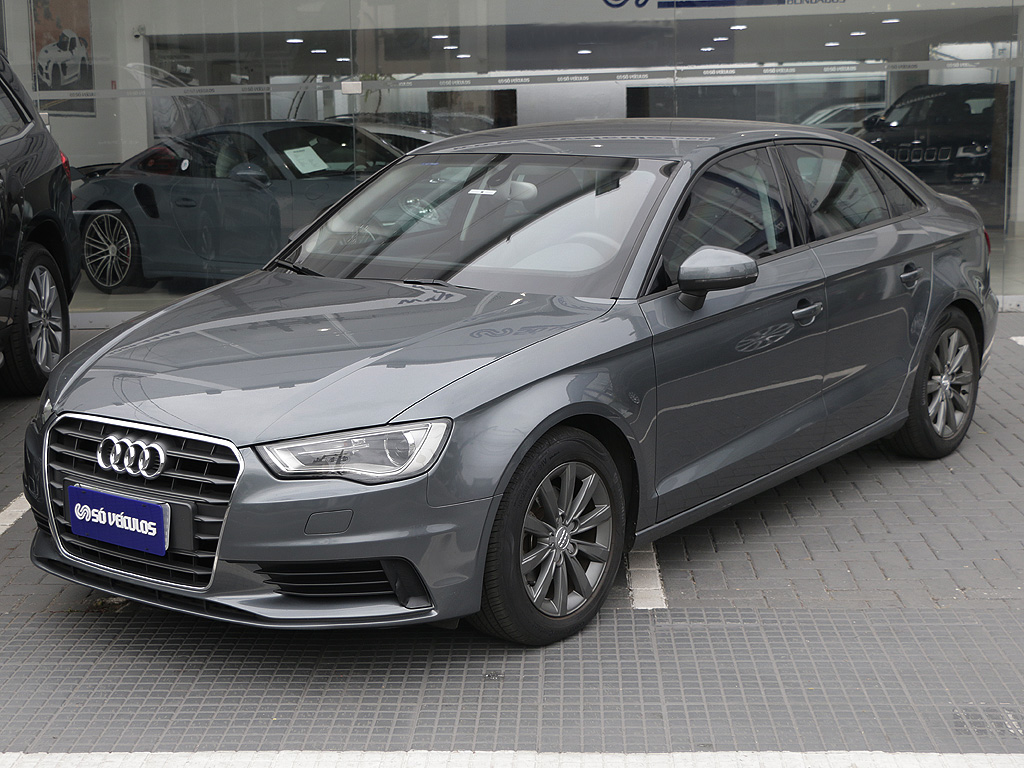 A3 Sedan Attraction