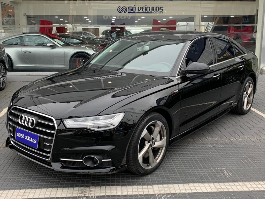 A6 3.0 Turbo Ambition Plus