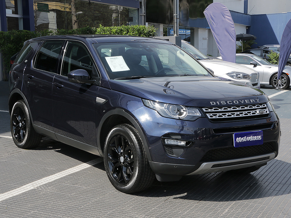 Discovery Sport  HSE Turbodiesel